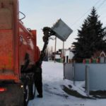 Давлекановский район стал лидером в республике по количеству установленных контейнеров