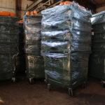 В Правительстве Республики назвали районы, неактивно закупающие контейнеры