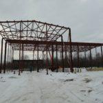 В Туймазинском районе продолжается строительство мусоросортировочного комплекса